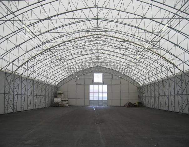 Warehouse<br />tents